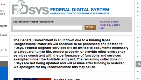 Fdsys Shutdown Image