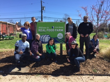 LLAM Volunteering 4.2017-4