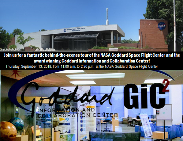 LLAM September Program: Tour of the NASA Goddard Space ...
