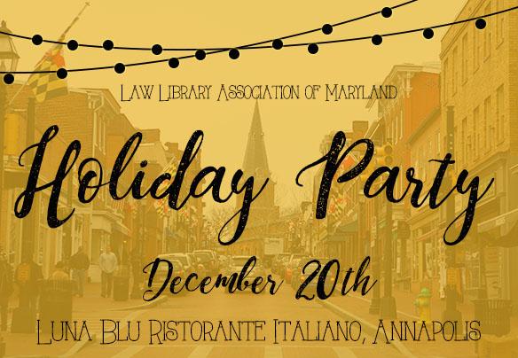 LLAM Holiday Party 2018